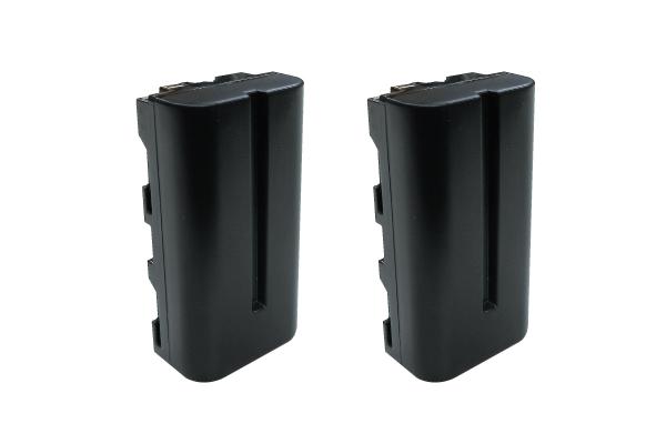 リチウムバッテリー2個標準付属