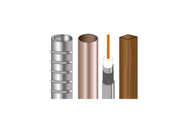 帯磁・非帯磁金属種別可能