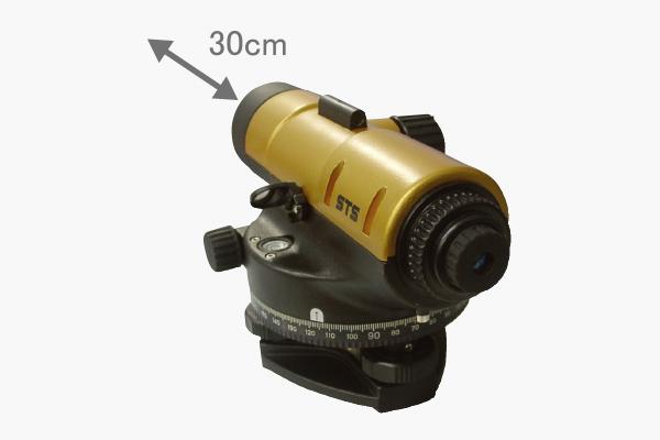 最短合焦距離30cm